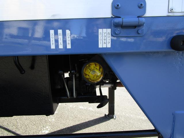 2トン積載車 ・内外装クリーニング仕上げ・ハイジャッキ・荷台後方伸縮・LED作業灯・アルミあおり(24枚目)
