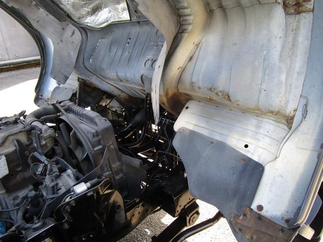2トン積載車 ・内外装クリーニング仕上げ・ハイジャッキ・荷台後方伸縮・LED作業灯・アルミあおり(28枚目)