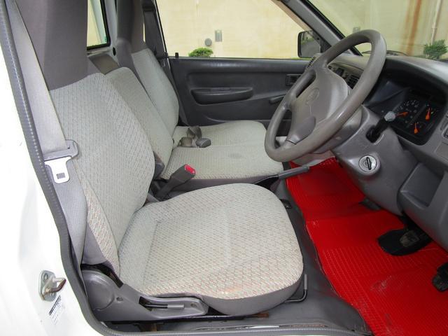 1トン平ボディースーパーシングルジャストロー ・内外装クリーニング仕上げ・ワンオーナー車・運転席エアバック(11枚目)