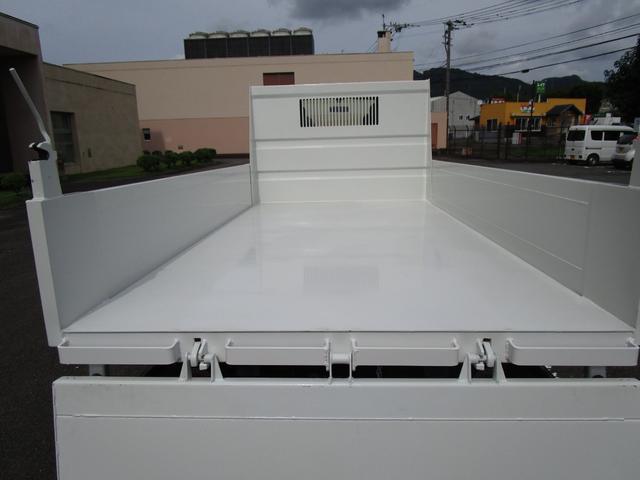 3トン積4ナンバー高床ダンプ ・内外装クリーニング仕上げ・ワンオーナー車・3トン積4ナンバー車・ブリッジフック・リアゲートロックピン・HSA・左側電動格納ミラー(10枚目)