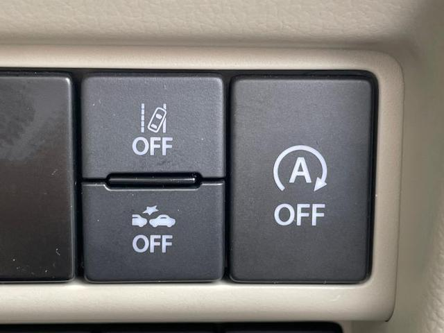 FX セーフティサポート/プッシュスタート/EBD付ABS/横滑り防止装置/アイドリングストップ/エアバッグ 運転席/エアバッグ 助手席/パワーウインドウ/オートエアコン/パワーステアリング 禁煙車(12枚目)