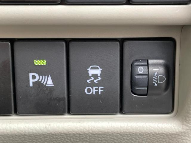 FX セーフティサポート/プッシュスタート/EBD付ABS/横滑り防止装置/アイドリングストップ/エアバッグ 運転席/エアバッグ 助手席/パワーウインドウ/オートエアコン/パワーステアリング 禁煙車(13枚目)