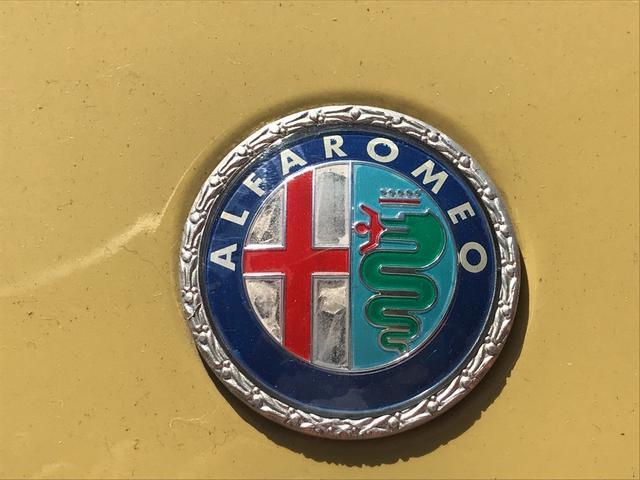 「アルファロメオ」「アルファロメオ アルフェッタ」「クーペ」「福岡県」の中古車15