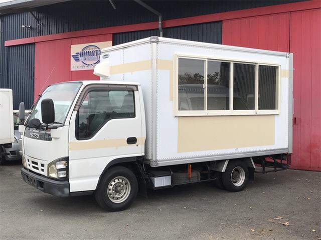 移動販売車 ケータリングカー キッチンカー オートマ(8枚目)