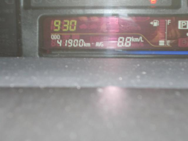 走行42000kmまだまだ走ります。