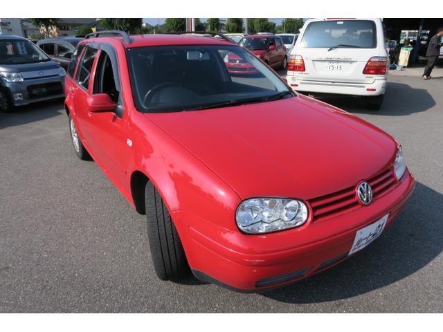 フォルクスワーゲン VW ゴルフワゴン GLi