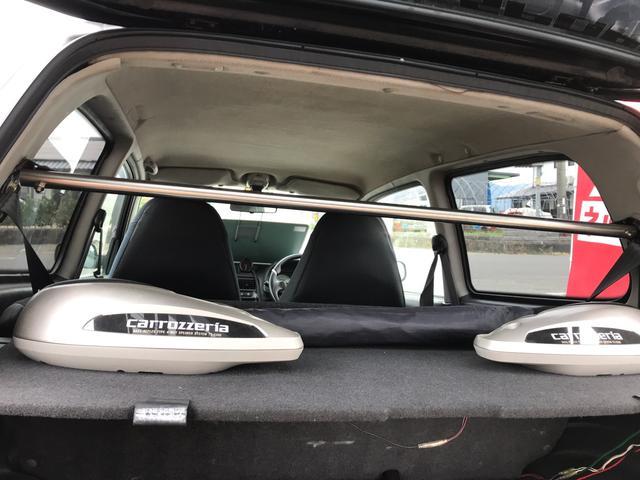 ie 改造車 4WD クロスミッション デフ フライホイール マフラー CPU ショック 5速ミッション(21枚目)
