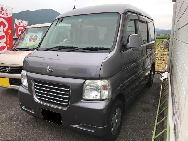「ホンダ」「バモスホビオ」「コンパクトカー」「佐賀県」の中古車2