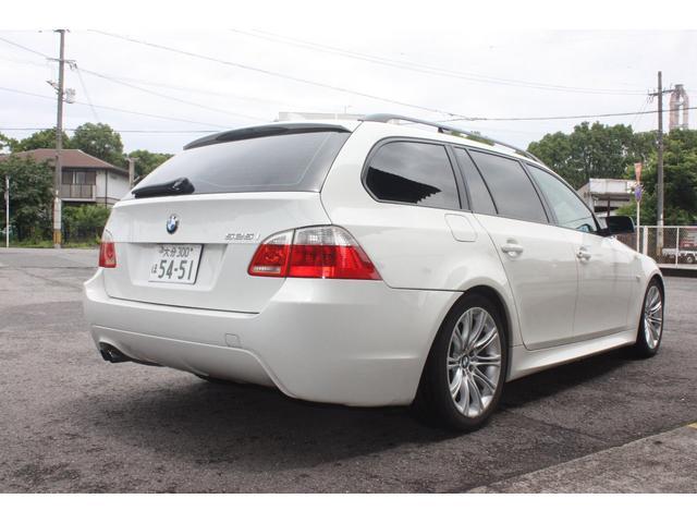 「BMW」「5シリーズ」「ステーションワゴン」「大分県」の中古車5