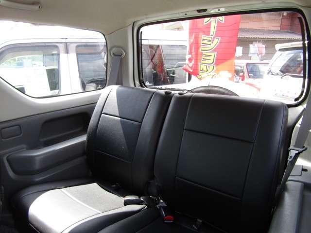 XL リフトアップ 社外16AW ハードカバー付背面タイヤ(6枚目)