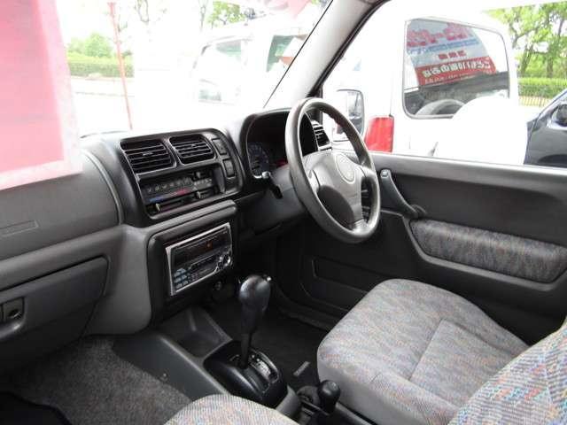 XC 4WD リフトアップ ターボ 社外マフラー アルミ(5枚目)