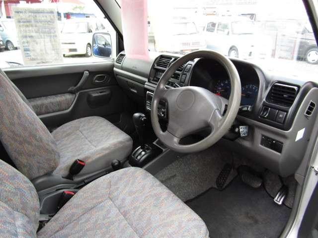 XC 4WD リフトアップ ターボ 社外マフラー アルミ(6枚目)