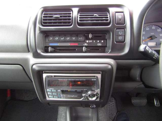 XC 4WD リフトアップ ターボ 社外マフラー アルミ(8枚目)