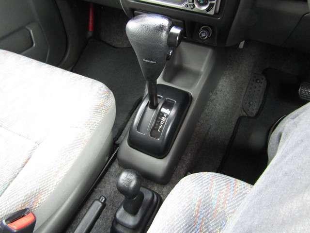 XC 4WD リフトアップ ターボ 社外マフラー アルミ(9枚目)