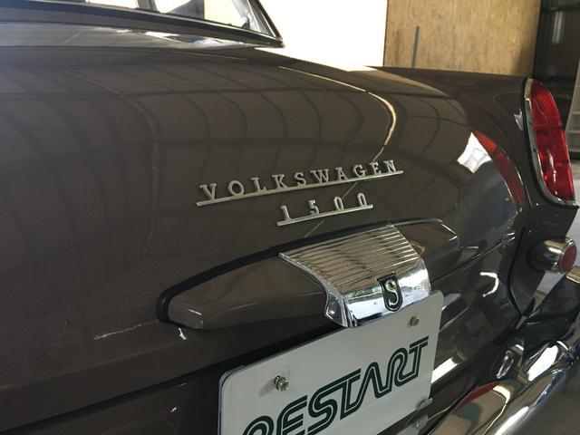 「フォルクスワーゲン」「VW タイプIII」「ステーションワゴン」「福岡県」の中古車3