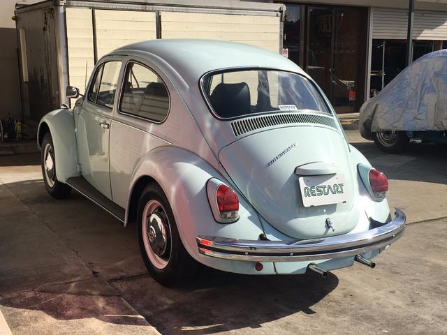フォルクスワーゲン VW ビートル 1500