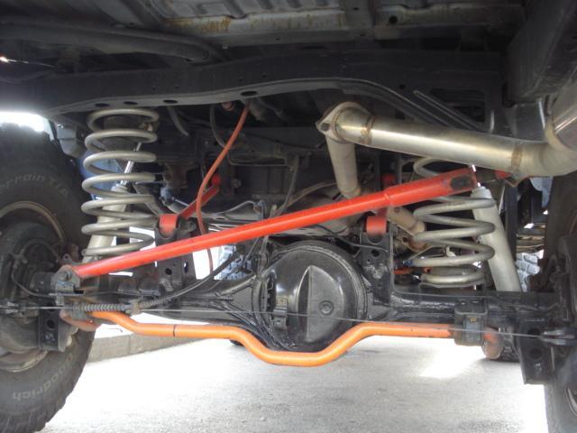トヨタ ランドクルーザー80 VXリミテッド 8インチアップ ビートロック