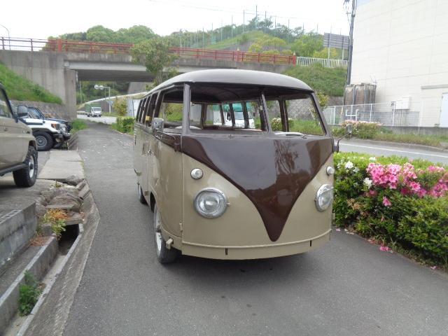「フォルクスワーゲン」「タイプII」「ミニバン・ワンボックス」「福岡県」の中古車2