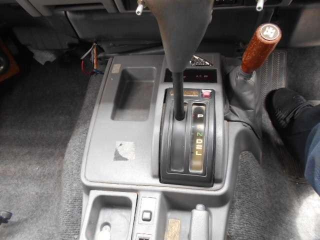 ZX FRPトップ ディーゼル 4WD(12枚目)