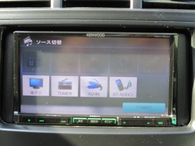 S ワンオーナー/禁煙車/社外ナビ/フルセグTV/バックカメラ/ETC/CD再生/Bluetooth接続/純正AW16インチ(5枚目)