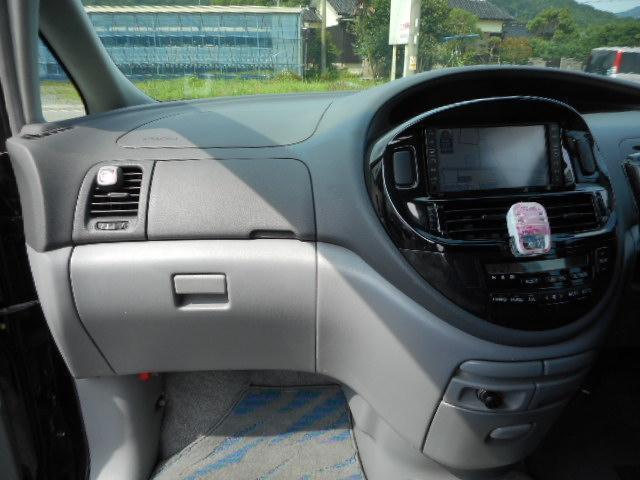 トヨタ エスティマT アエラス HDDナビ ETC Wサンルーフ