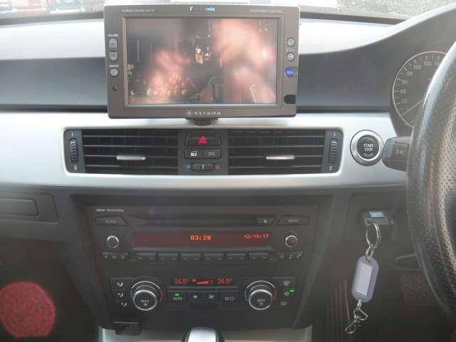 BMW BMW 320i Mスポーツパッケージ 純本革巻 DVDナビ