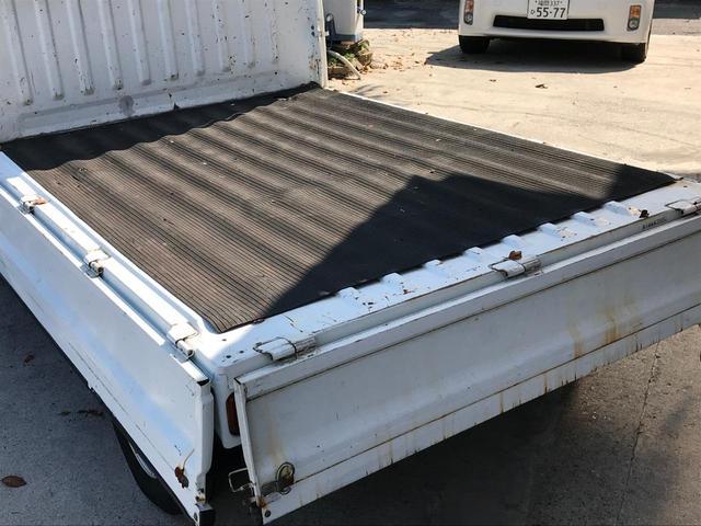 スバル サンバートラック TB AT 三方開 社外12AW PS エアコン