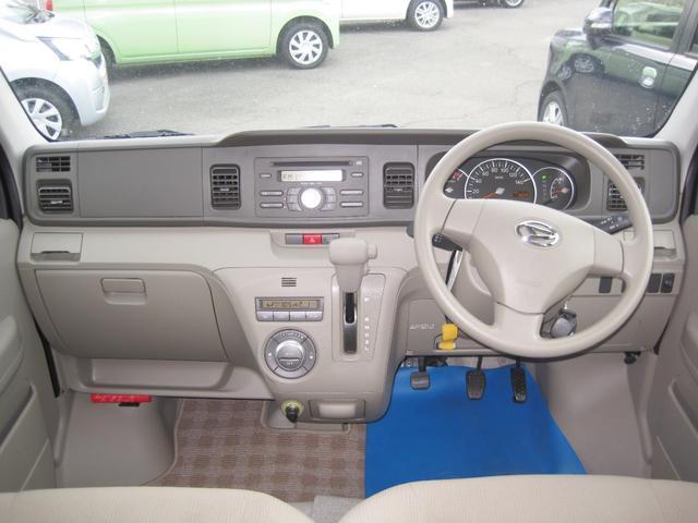 ダイハツ アトレーワゴン スローパー 福祉車両 リアシート付き仕様 ワイヤレスリモコン