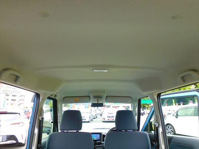 G ナビ ワンセグTV CD タイヤ4本新品 アイドリングストップ スマートキー プッシュスタート ベンチシート オートエアコン 両側スライドドア セキュリティ(24枚目)