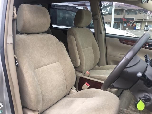 トヨタ イプサム 240i タイプG 社外ナビ バックカメラ CD HID