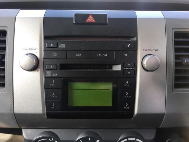 スズキ ワゴンR FX-Sリミテッド CD・MD キーレス 基本装備