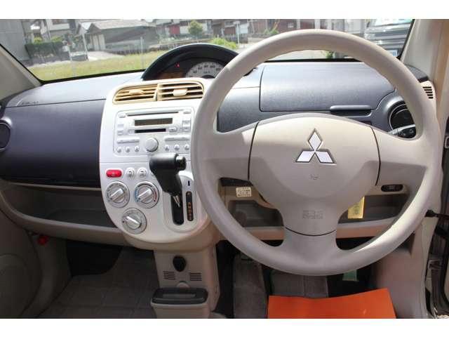三菱 eKワゴン GS 左パワースライド 1年保証付 キーレス