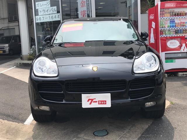 「ポルシェ」「ポルシェ カイエン」「SUV・クロカン」「福岡県」の中古車3