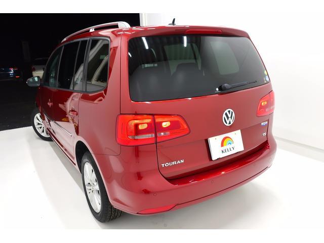 フォルクスワーゲン VW ゴルフトゥーラン ハイライン ナビ フルセグTV 後席モニター 無料1年保証
