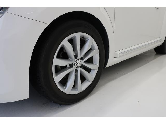 フォルクスワーゲン VW ザ・ビートル デザインレザーパッケージ サンルーフ ナビTV 1年保証
