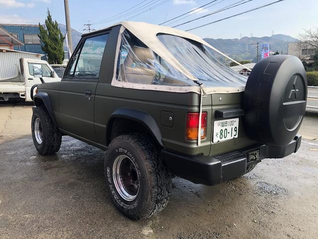 ガソリンV6 3000cc4WD 5速(5枚目)
