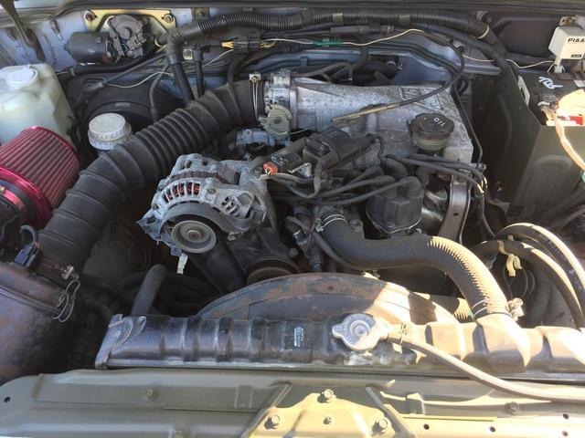 V6ガソリン3000cc