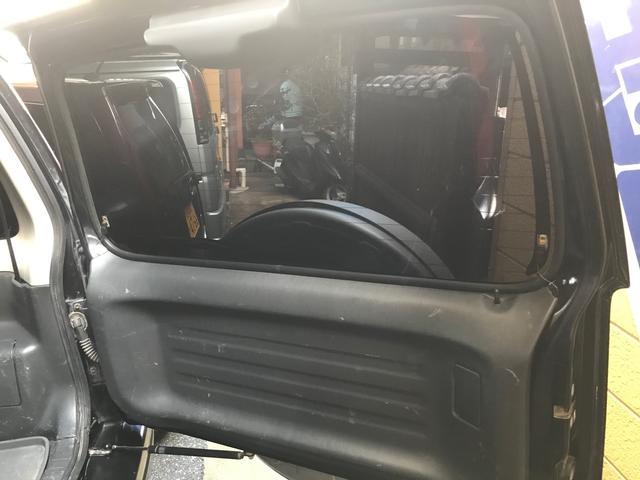 クロスアドベンチャーXC 4WD 社外マフラー(14枚目)