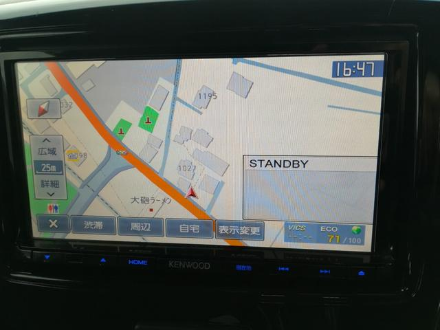 XS 左側電動スライドドア バックモニター(12枚目)