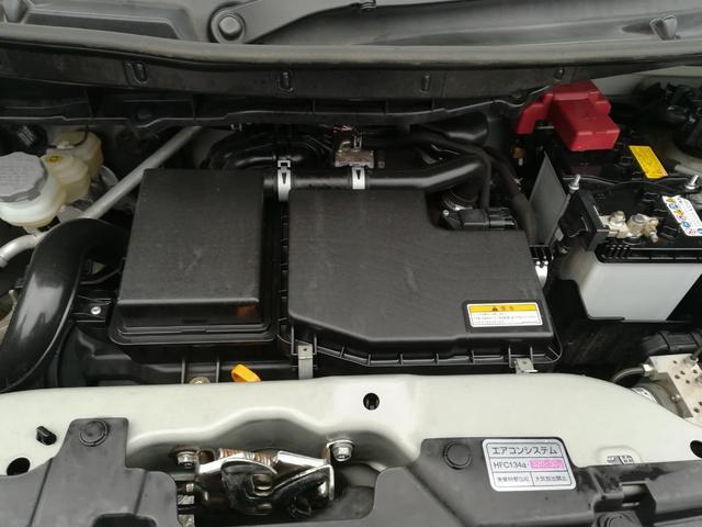 XS 左側電動スライドドア バックモニター(19枚目)