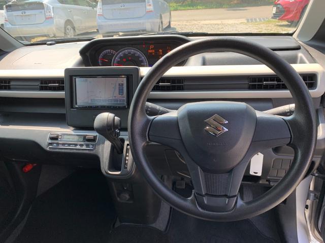 ハイブリッドFX 盗難警報装置 Sエネチャージ キ-レス 前席シートヒーター ETC(15枚目)
