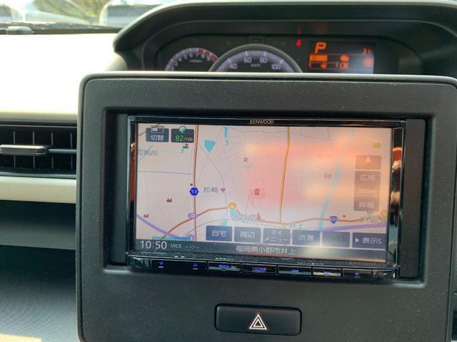 ハイブリッドFX 盗難警報装置 Sエネチャージ キ-レス 前席シートヒーター ETC(17枚目)