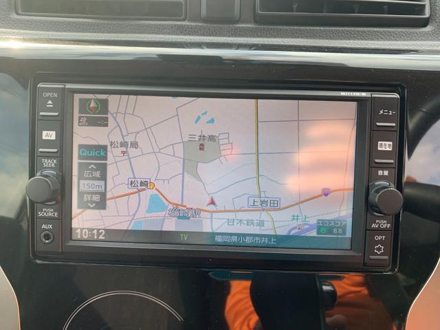 ハイウェイスター X フルセグSDナビ アラウンドビューモニター インテリキー ETC プッシュスタート アイドリングストップ エマージェンシーブレーキ(4枚目)