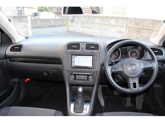 フォルクスワーゲン VW ゴルフヴァリアント TSIコンフォートラインプレミアムエディション