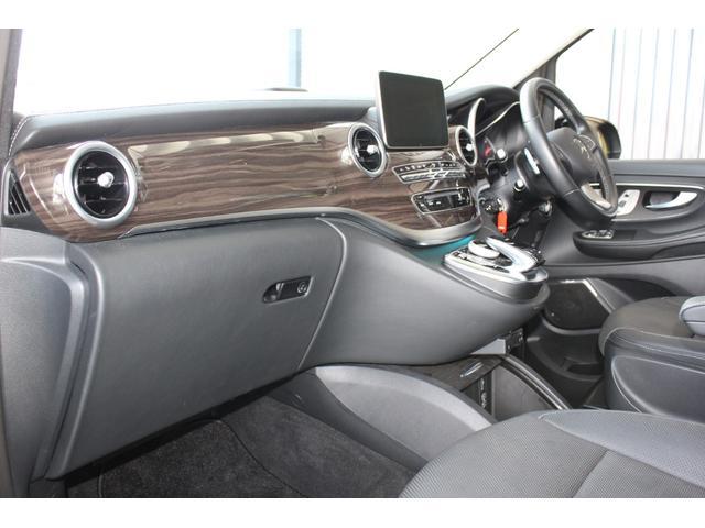 V220d AG EXロング ナッパレザーエクスクルーシブ(18枚目)