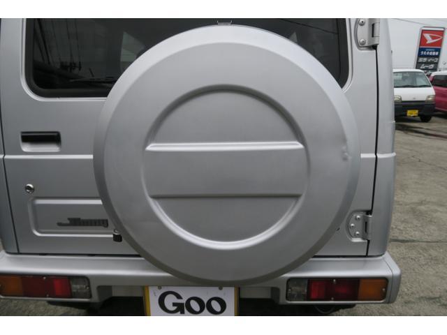 XLリミテッド 4WD マニュアル5速 背面タイヤ(10枚目)