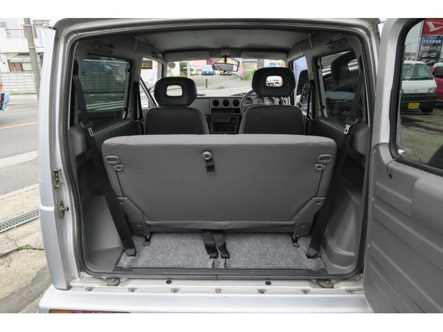 XLリミテッド 4WD マニュアル5速 背面タイヤ(16枚目)