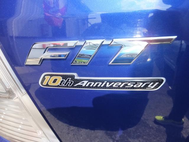 10周年アニバーサリー限定車です♪