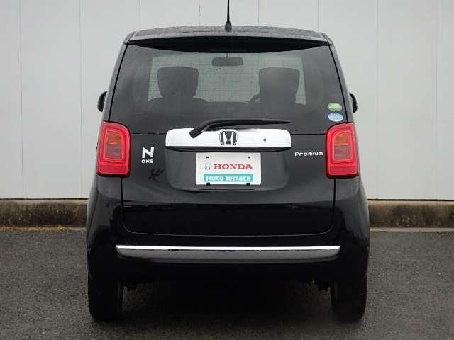 ホンダ N-ONE プレミアム・Lパッケージ 純正CDコンポ HID 本革ステア