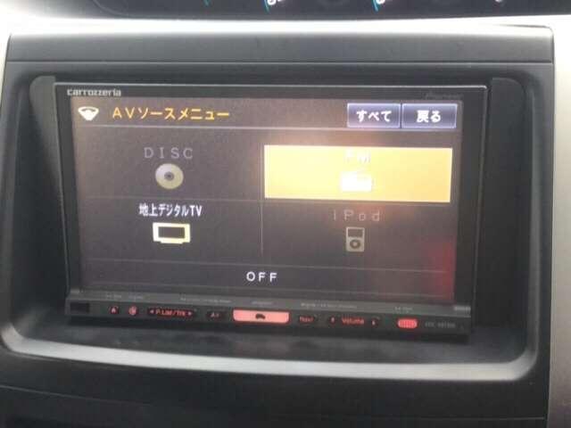 トヨタ ノア X スマートエディション メモリーナビ フルセグTV リヤカ
